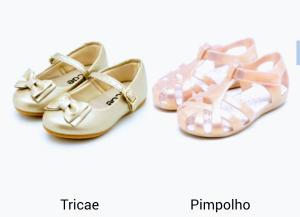 Tricae Sandálias 2 por R$ 79