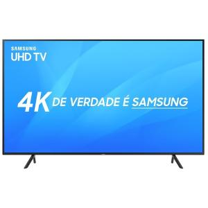 "Smart TV LED 58"" UHD 4K Samsung 58NU7100 | R$3039"