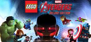 Jogo LEGO Marvel's Avengers Deluxe Edition - PC | R$15