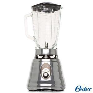 Liquidificador Oster Clássico Prata Jarra 1,25l 004655 - R$217
