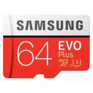 Cartão De Memoria Samsung Micro Sdxc 64gb 100mb/s Sd Xperia Para Celular Samsug S8 S9 J7 J5 Galaxy por R$ 12