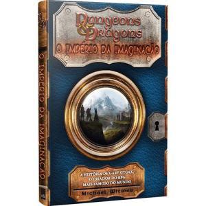 Livro | Dungeons & Dragons: O Império da Imaginação - R$13