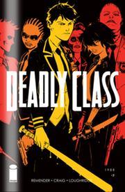 HUMBLE COMICS BUNDLE: DEADLY CLASS BY IMAGE COMICS - a partir de R$4
