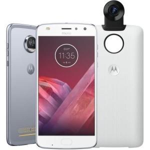 Smartphone Motorola Moto Z2 Play 360 Cam Ed Azul Topázio 5 - R$1.699