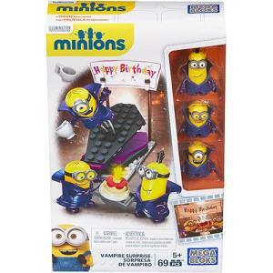 Mega Bloks Minions Conjunto Filme Grande Vampiros - Mattel - R$22