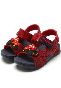 3 sandálias infantis por R$99 na Tricae