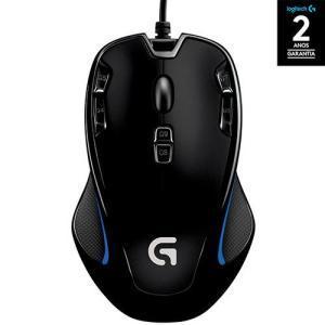 Mouse Logitech Gamer G300s 2.500 DPI PC - R$65