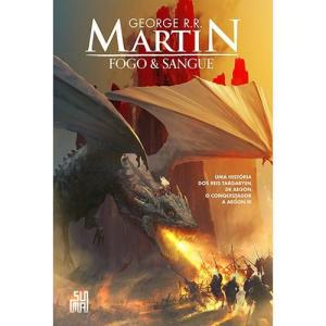 Livro Fogo & Sangue - Volume 1 - 1ª Ed. (AME - R$27)