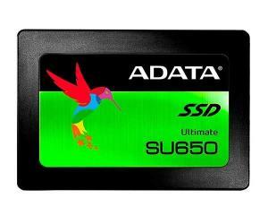 SSD ADATA SU650 240GB 2.5 SATA 6GB/S, ASU650SS-240GT-C | R$199