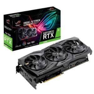 PLACA DE VÍDEO ASUS ROG STRIX GEFORCE RTX 2080 8GB ROG-STRIX-RTX2080-A8G-GAMING GDDR6 PCI-EXP