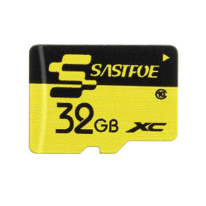 Cartão de memória SASTFUE C10 32GB TF - R$15