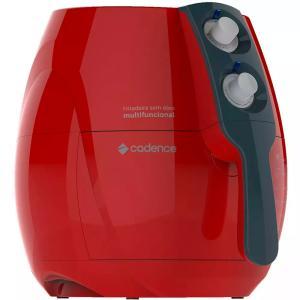 Fritadeira Sem Óleo, Cadence Colors Vermelha, Frt541 127v - R$200
