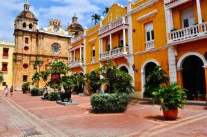 Voos para Bogotá - Colômbia, saindo do RJ, ida e volta com taxas inclusas - R$1162