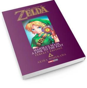 Livro -  The Legend of Zelda - Majora's Mask   R$25