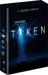 DVD - Taken - A Minissérie Completa - Digibook - 6 Discos | R$100