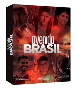 DVD Avenida Brasil - 12 Discos - Digipack | R$75