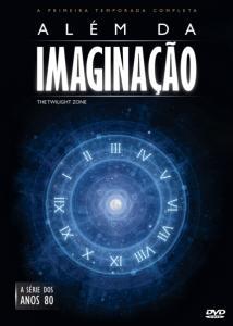 DVD Box Além da Imaginação - A 1ª Temporada Completa – 8 Discos | R$75