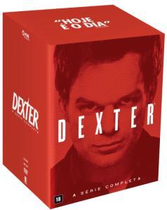 DVD Dexter - A Série Completa - 32 Discos | R$130