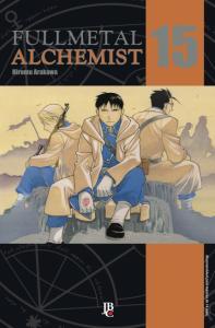 HQ: Fullmetal Alchemist - Vol. 15 | R$8