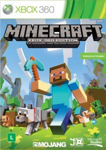 Minecraft - X360 | R$24