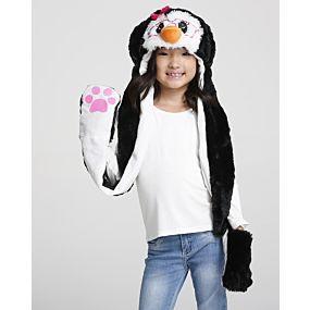 Gorro Pinguim Patinhas - R$20