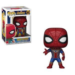 Boneco Funko Pop Homem Aranha Guerra Infinita Iron Spider | R$75