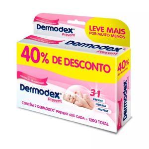 Creme Prevenção de Assaduras Dermodex Prevent - Pague 2 e Leve 3