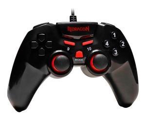Controle Redragon Seymour 2 PC/PS3 Preto Fosco - G806 - R$39