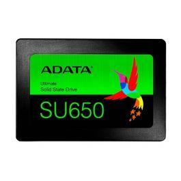 SSD Adata 480Gb 2.5 SATA 6Gb/s, ASU650SS-480GT-C - R$359