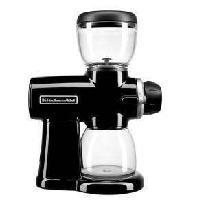 Moedor de Café Automático KitchenAid Onyx Black - KJE22AE - Outlet - 110V | R$748