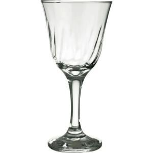 Conjunto de Taças 250ml Lírio Vinho 12 Peças - Nadir - R$71