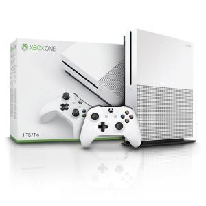 Console Xbox One S 1TB  Microsoft - R$1300