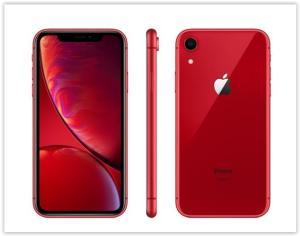 IPHONE XR 64 GB PRODUCT RED - R$4.049,10 - VERMELHO - (OUTRAS CORES DISPONÍVEIS)