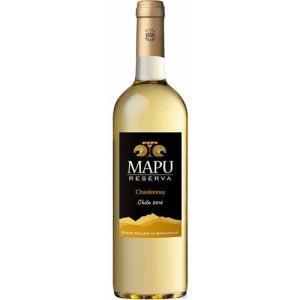 BUG Kit Com 1 Vinho Chileno Mapu Reserva Chardonnay 750ml por R$ 1