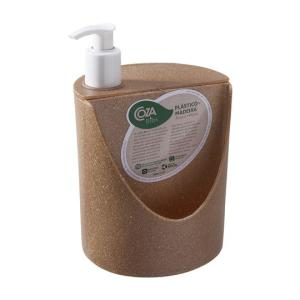Dispenser Bios - Marrom Claro & Branco - 600ml R$18