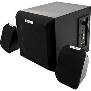 Caixa de Som Edifier X100B Speaker 2.1 15W RMS com Subwoofer
