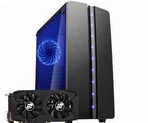 Computador  Pichau Gamer, I5-8400, RADEON RX 580 8GB POWER COLOR, 8GB DDR4, HD 1TB, 600W, CG-06R8 R$3199