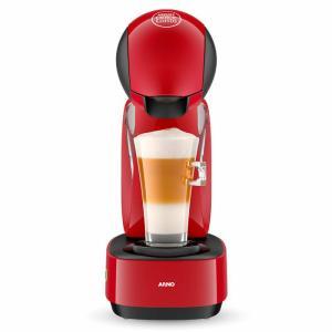 Máquina de Café Expresso e Multibebidas Arno Nescafé Dolce Gusto Infinissima DG16 Vermelha