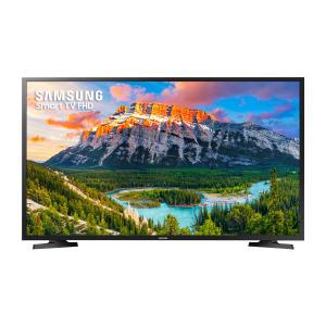 """Smart TV LED 49"""" Samsung UN49J5290AGXZD Full HD 2 HDMI 1 USB Preta com Conversor Digital Integrado por R$ 1899"""