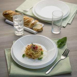 Kit Aparelho de Jantar 24 Peças Saturno - La Cuisine by Nadir - R$89