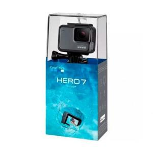 Câmera Digital GoPro Hero 7 Silver CHDHC-601-LA - Prata R$1614