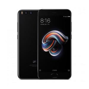 Xiaomi Mi Note 3 5.5 Inch Face Unlock 6GB RAM 128GB ROM Snapdragon 660 Octa Core 4G Smartphone - Black R$816
