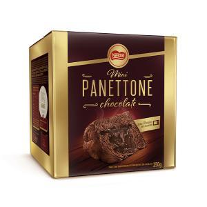 Mini Panettone Chocolate Nestlé   R$5