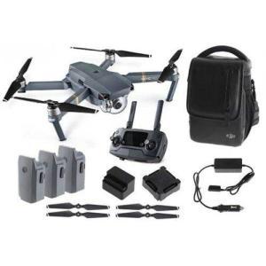 Drone Dji Mavic Pro 4K Combo. - R$ 3944