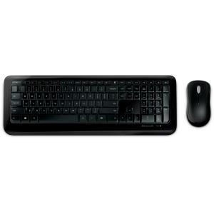Kit Wireless Microsoft (Teclado e mouse)