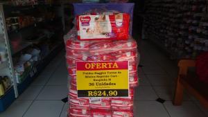 (Loja Física) Fralda Huggies Roupinha M 36 un - R$ 25