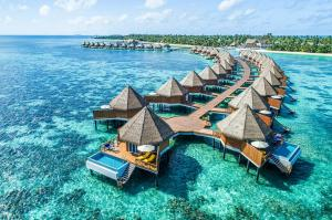 Voos para Maldivas e Dubai, na mesma viagem, saindo de São Paulo. Todos os trechos, com taxas incluídas, a partir de R$3452