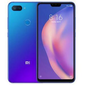 Xiaomi Mi8 Mi 8 Lite Global Version 6.26 inch 6GB 128GB Snapdragon 660 Octa core 4G Smartphone - Blue - R$984