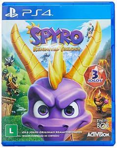 Spyro Reignited Trilogy (PS4) - R$ 110