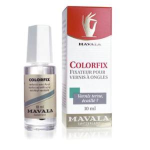 Colorfix Hidratante 10ml Mavala | R$34